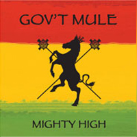 Mighty High, CD coverart