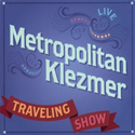 Traveling Show by Metropolitan Klezmer, CD coverart