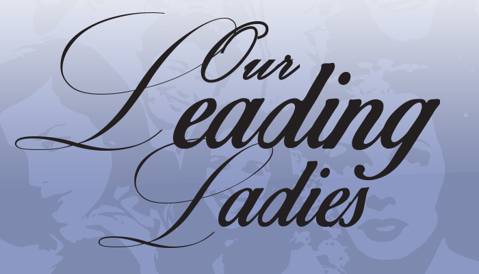 Our Leading Ladies Concert Logo